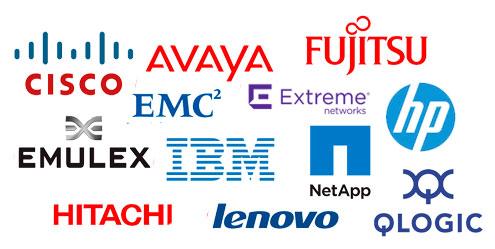Производители сетевого оборудования