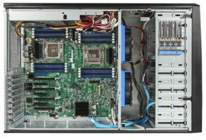 Ремонт Серверов Intel в Москве